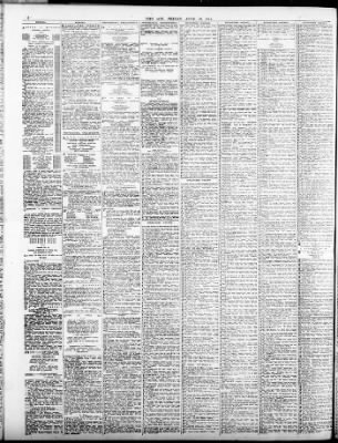 The Age from Melbourne, Victoria, Australia on June 26, 1914