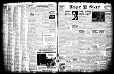 Hope Star from Hope, Arkansas on December 3, 1952 · Page 3