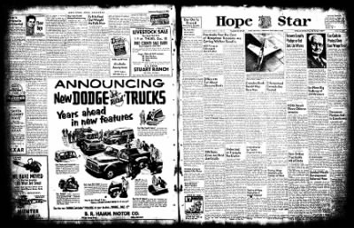 Hope Star from Hope, Arkansas on December 3, 1952 · Page 18