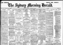 The Sydney Morning Herald