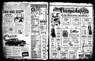 Hope Star from Hope, Arkansas on December 4, 1952 · Page 16