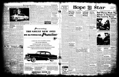 Hope Star from Hope, Arkansas on December 6, 1952 · Page 2