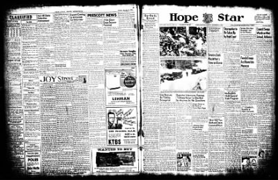 Hope Star from Hope, Arkansas on December 9, 1952 · Page 3