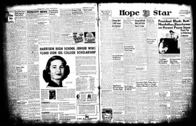 Hope Star from Hope, Arkansas on December 10, 1952 · Page 18