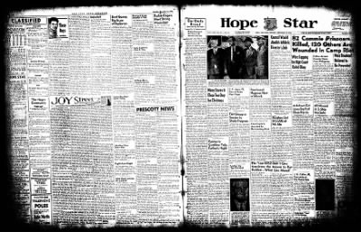 Hope Star from Hope, Arkansas on December 13, 1952 · Page 12