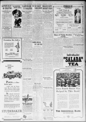 Detroit Free Press from Detroit, Michigan on May 28, 1926 · Page 3