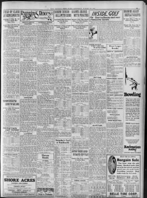 Detroit Free Press from Detroit, Michigan on August 20, 1927 · Page on
