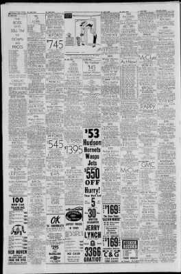 Detroit Free Press from Detroit, Michigan on May 12, 1953 · Page 32