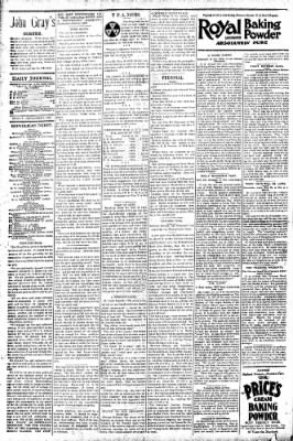 Logansport Pharos-Tribune from Logansport, Indiana on September 6, 1896 · Page 4