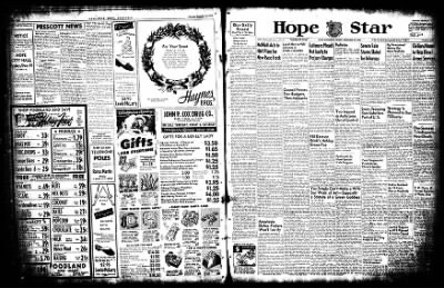 Hope Star from Hope, Arkansas on December 19, 1952 · Page 2