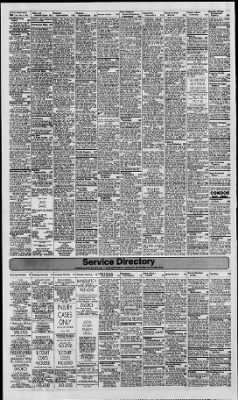 Detroit Free Press from Detroit, Michigan on February 9, 1982 · Page 28