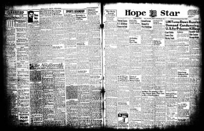 Hope Star from Hope, Arkansas on December 20, 1952 · Page 12