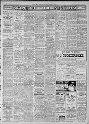 Detroit Free Press from Detroit, Michigan on May 5, 1940