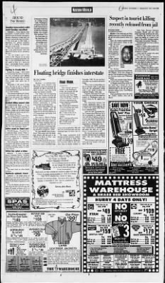 Detroit Free Press from Detroit, Michigan on September 11, 1993 · Page 4