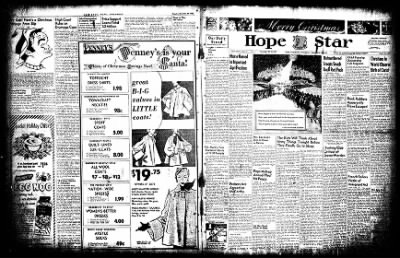 Hope Star from Hope, Arkansas on December 24, 1952 · Page 2