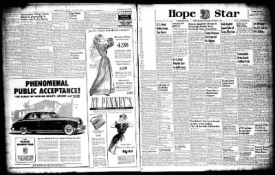 Hope Star from Hope, Arkansas on November 5, 1947 · Page 3