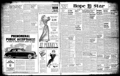 Hope Star from Hope, Arkansas on November 5, 1947 · Page 10