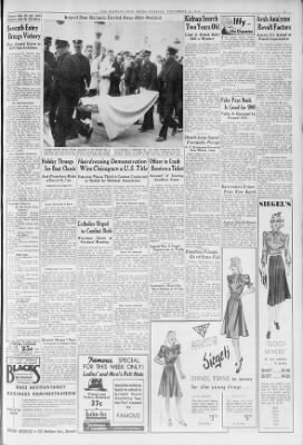 Detroit Free Press from Detroit, Michigan on September 6, 1938 · Page 3