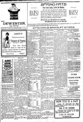Logansport Pharos-Tribune from Logansport, Indiana on April 5, 1894 · Page 5