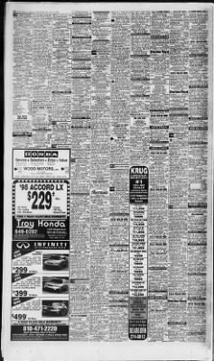 Detroit Free Press from Detroit, Michigan on October 2, 1994 · Page 155