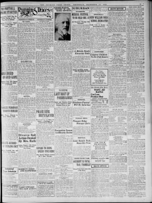 Detroit Free Press from Detroit, Michigan on December 17, 1925 · Page 23