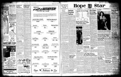 Hope Star from Hope, Arkansas on November 6, 1947 · Page 20