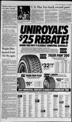 Detroit Free Press From Detroit Michigan On August 25 1983 Page 54