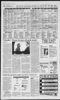 Detroit Free Press from Detroit, Michigan on February 15, 1994 · Page 24