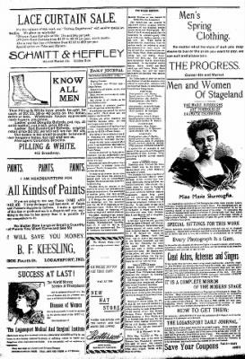 Logansport Pharos-Tribune from Logansport, Indiana on April 7, 1894 · Page 8