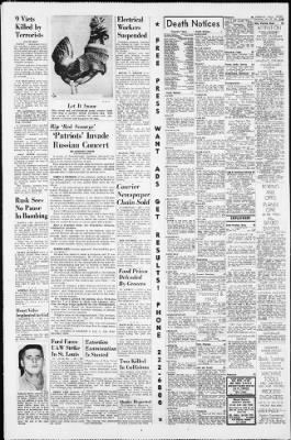 Detroit Free Press from Detroit, Michigan on October 22, 1966 · Page 21