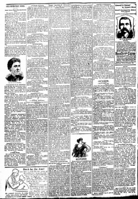 Logansport Pharos-Tribune from Logansport, Indiana on April 10, 1894 · Page 2