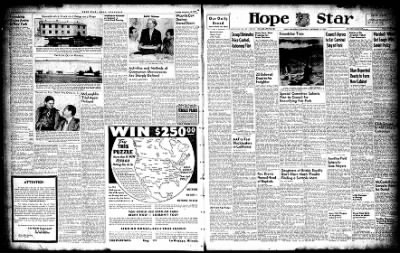 Hope Star from Hope, Arkansas on November 19, 1947 · Page 4