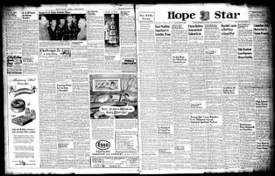 Hope Star from Hope, Arkansas on November 20, 1947 · Page 3