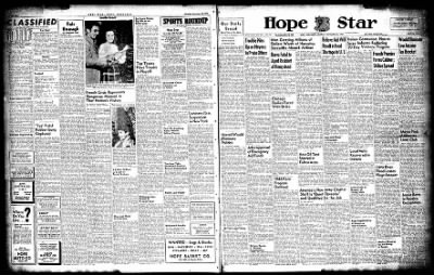 Hope Star from Hope, Arkansas on November 24, 1947 · Page 1