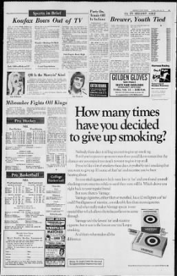 Detroit Free Press From Detroit Michigan On February 23 1973 Page 37