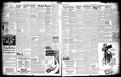 Hope Star from Hope, Arkansas on November 28, 1947 · Page 6