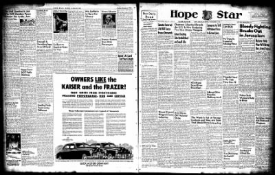 Hope Star from Hope, Arkansas on December 1, 1947 · Page 10