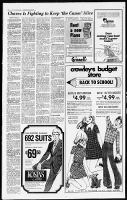 Detroit Free Press from Detroit, Michigan on August 19, 1973