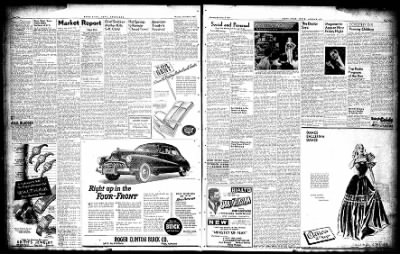 Hope Star from Hope, Arkansas on December 4, 1947 · Page 6