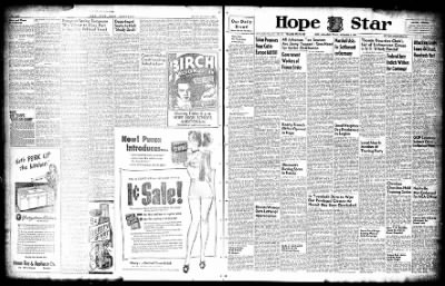 Hope Star from Hope, Arkansas on December 5, 1947 · Page 1