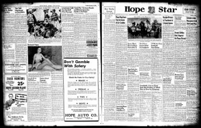 Hope Star from Hope, Arkansas on December 10, 1947 · Page 1