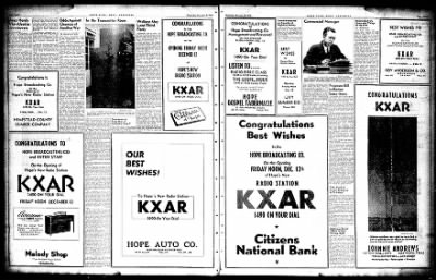 Hope Star from Hope, Arkansas on December 10, 1947 · Page 32