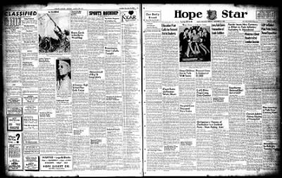 Hope Star from Hope, Arkansas on December 15, 1947 · Page 1