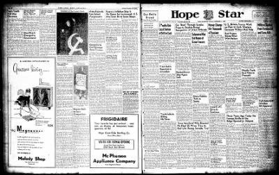 Hope Star from Hope, Arkansas on December 15, 1947 · Page 10