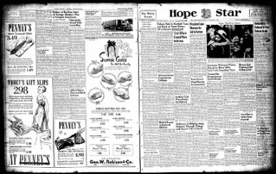 Hope Star from Hope, Arkansas on December 17, 1947 · Page 2