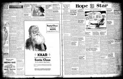 Hope Star from Hope, Arkansas on December 19, 1947 · Page 18