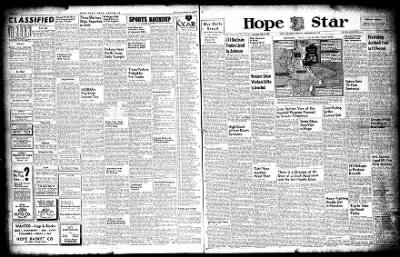 Hope Star from Hope, Arkansas on December 22, 1947 · Page 5