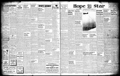 Hope Star from Hope, Arkansas on December 27, 1947 · Page 1