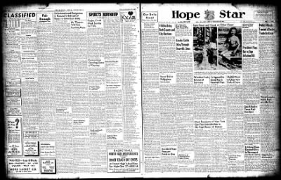 Hope Star from Hope, Arkansas on December 29, 1947 · Page 3