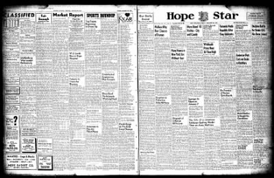 Hope Star from Hope, Arkansas on December 30, 1947 · Page 4